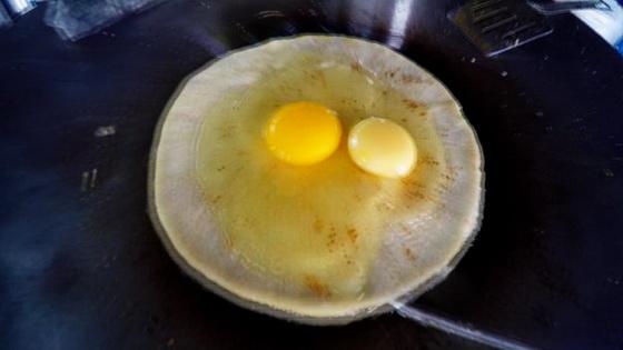 Egg Roll 2