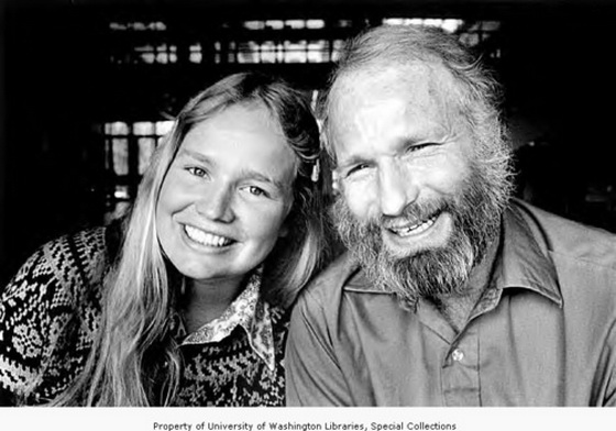 Willi Unsoeld and Nanda Devi