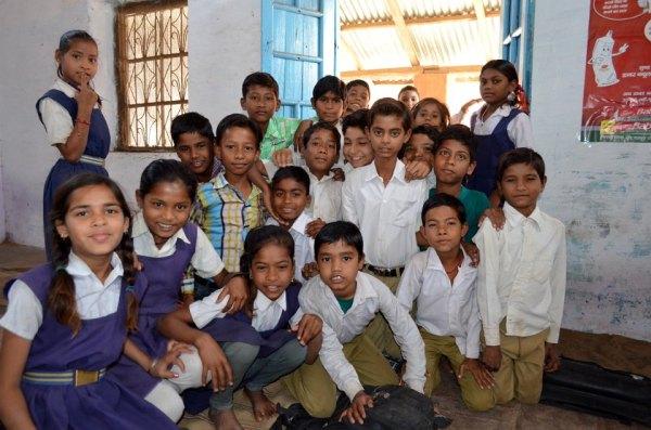 Gadarwada, primary school