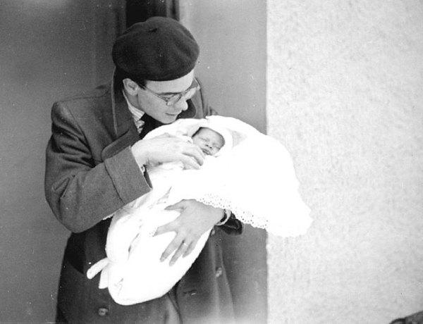 with Avinasho, 1952