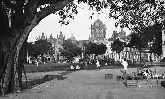 Victoria Terminus Bombay