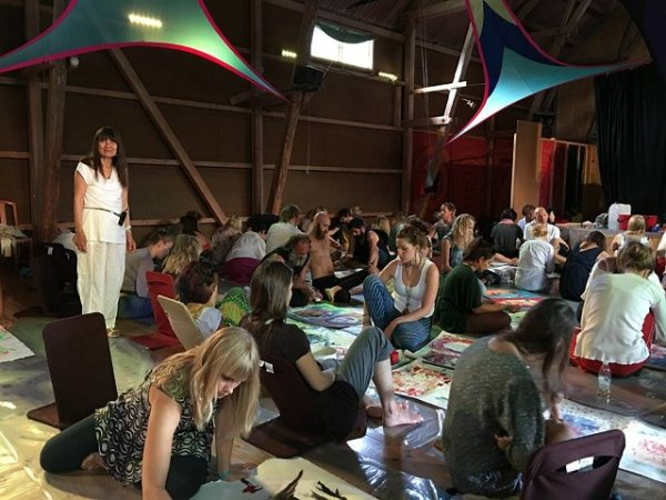 340 painting event 3 July 2016