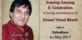 In loving remembrance of Vinod