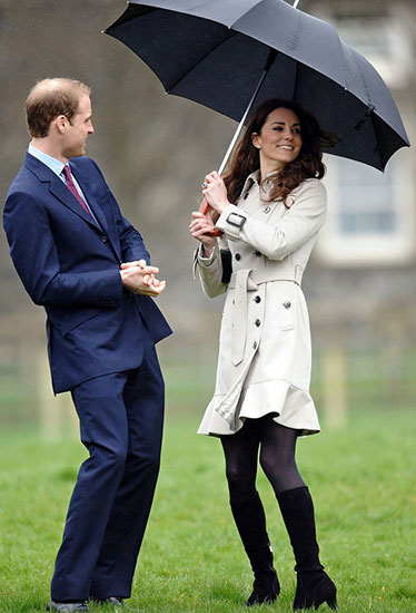 william-and-kate-with-umbrella