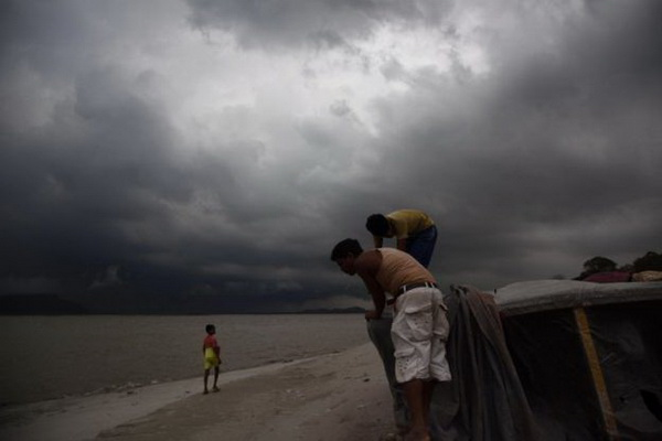 Guwahati Northeast India  © AFP
