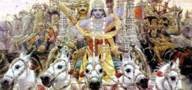 The supernatural weapons of the Mahabharata and their world destroying power