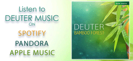 Listen to Deuter Music on Spotify, Pandora, Apple Music