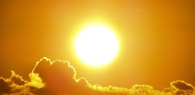 A picture of the sun – is not the Sun