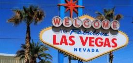 Headed for Las Vegas