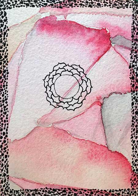 Lotus by Shivananda