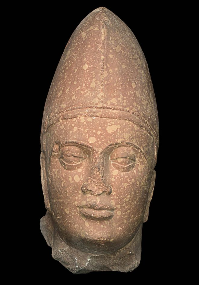 Kushan king