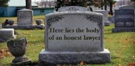 An honest lawyer
