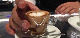 Un espresso per favore!