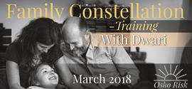 Family Constellation Training with Svagito and Dwari
