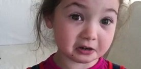"""""""I won't eat Animals,"""" girl tells her mother"""