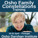 Family Constellation Training with Darshan in Portugal - 16-22 April 2018