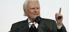 Billy Graham, chauvinist