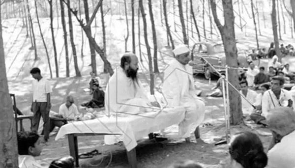 Osho Meditation Camp Nargol