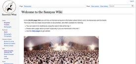 Sannyas Wiki