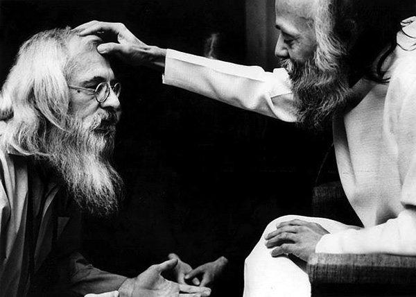 Samvado and Osho
