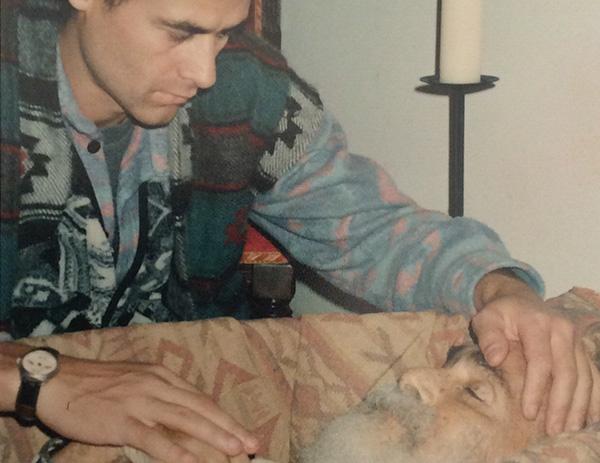 Anugyan and Father