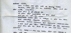 Love letter to Vivek