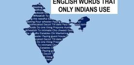 'Kindly adjust' to our English