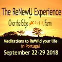 The ReNewU Experience, On the Edge Farm, Sept 22-29 2018