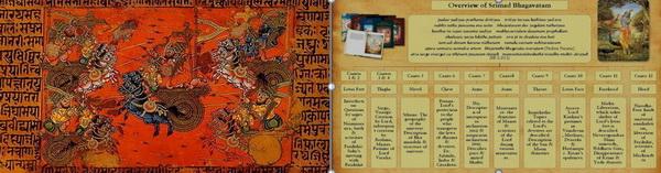 Mahabharata and Bhagavatam