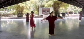A life-changing experience – dancing at Oshodham