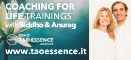 Coaching for Life Trainings with Siddho and Anurag - Osho Tao Essence