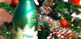 Pine-scented spray