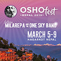 OshoFest in Nepal