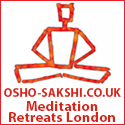 Monthly meditation weekends near London - Osho Sakshi