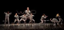 Poem 'Swipe Right' danced by Aliens Crew