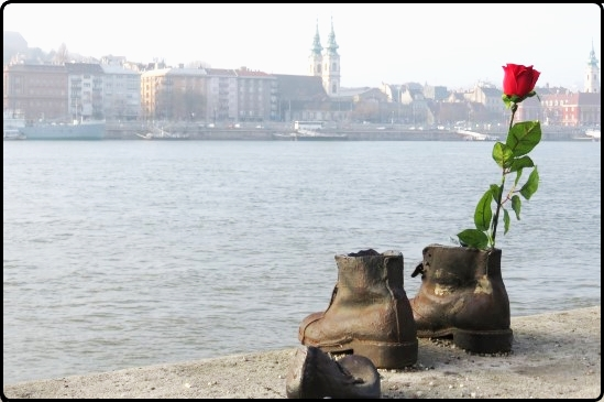 Budapest - Shoes on the Danube | בודפשט - נעלים על הדנובה