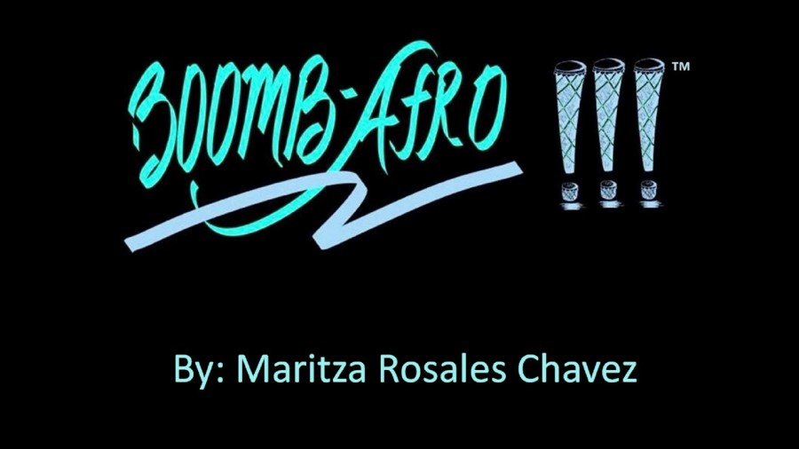 BoombAfro Fitness Program - Oshun Wings by Maritza Rosales Chavez