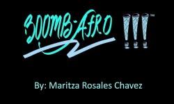 BoombAfro Fitness Program - Oshun Wings by Maritza Rosales Chavez