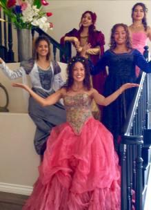 Quinceaneras sweet sixteen eighteen Bodas Aniversario Eventos coreografa profesional Maritza Rosales 017