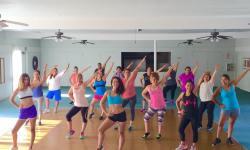 Clases de Boombafro por Maritza Rosales Bailarina Instructora Coreografa Creadora y Directora Profesional de este estilo de clase AfroCubano Latino Cardio Tonificacion Reductiva Yoga Meditacion 029