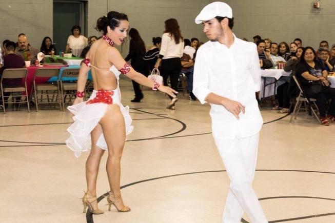 Maritza Rosales Bailarina Instructora Coreografa Profesional en Bailes Populares y de Salon Ritmos Cubanos y Latinos Rumba Mambo Salsa Merengue Cumbia 001