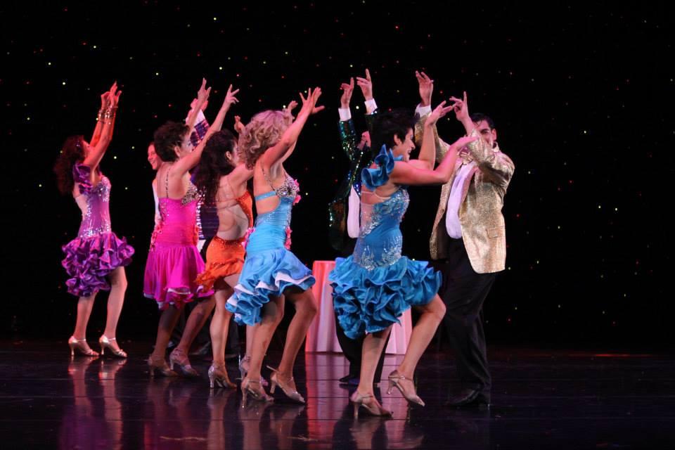 Maritza Rosales Bailarina Instructora Coreografa Profesional en Bailes Populares y de Salon Ritmos Cubanos y Latinos Rumba Mambo Salsa Merengue Cumbia 022