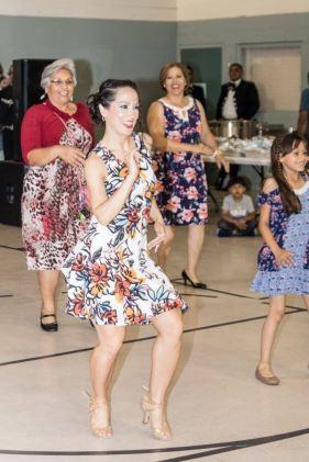Maritza Rosales Bailarina Instructora Coreografa Profesional en Bailes Populares y de Salon Ritmos Cubanos y Latinos Rumba Mambo Salsa Merengue Cumbia 030
