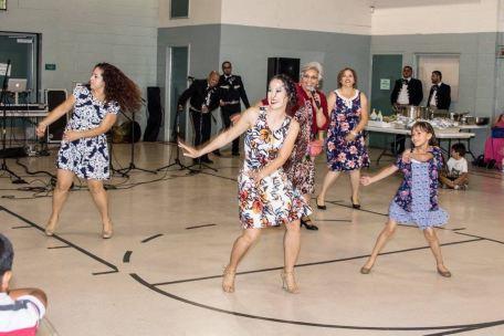 Maritza Rosales Bailarina Instructora Coreografa Profesional en Bailes Populares y de Salon Ritmos Cubanos y Latinos Rumba Mambo Salsa Merengue Cumbia 031