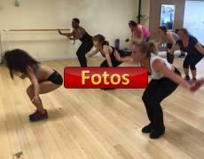 fotos Boombafro Master Class por Maritza Rosales Bailarina Instructora Coreografa Creadora y Directora Profesional estilo AfroCubano Latino Cardio