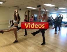 videos Boombafro Master Class por Maritza Rosales Bailarina Instructora Coreografa Creadora y Directora Profesional estilo AfroCubano Latino Cardio