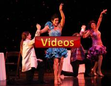 videos Maritza Rosales Bailarina Instructora Coreografa Profesional en Bailes Populares y de Salon Ritmos Cubanos y Latinos Rumba Mambo Salsa Merengue Cumbia