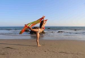Maritza Rosales Bailraina Instructora Coreografa Profesional de Danza Moderna y Contemporaneo Tecnica Cubana 005