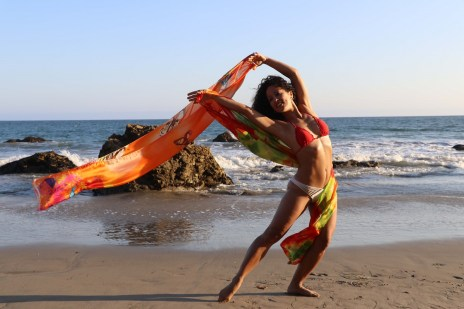 Maritza Rosales Bailraina Instructora Coreografa Profesional de Danza Moderna y Contemporaneo Tecnica Cubana 021