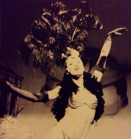 Variedades Shows Business Bailarina Instructora Coreografa Maritza Rosales Fundadora Directora de Oshun Wings Dance Art and Entertainment 046